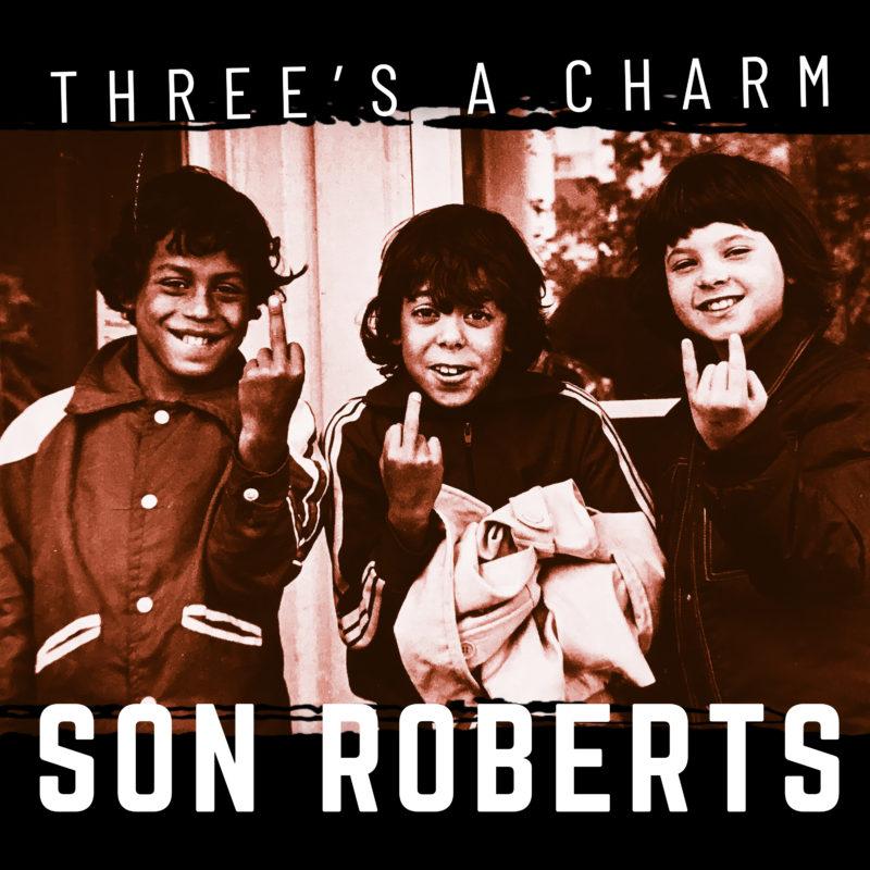 Three's A Charm Album Art